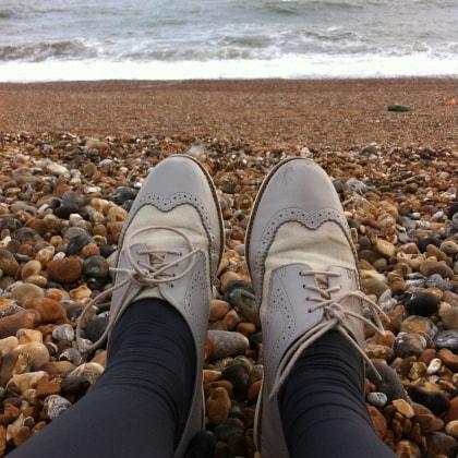 Tilli in Brighton back image