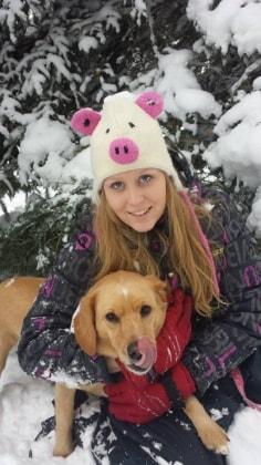 Candice in Kitchener back image