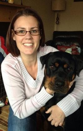 Lynne in Halesowen back image