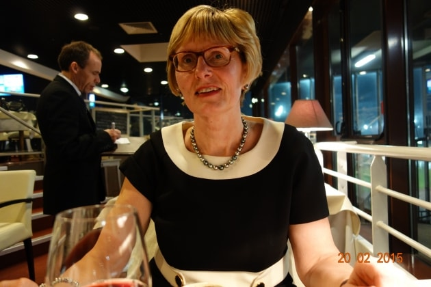 Magda in Wevelgem back image