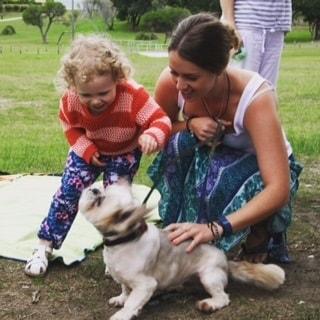 Emma in Wimborne back image