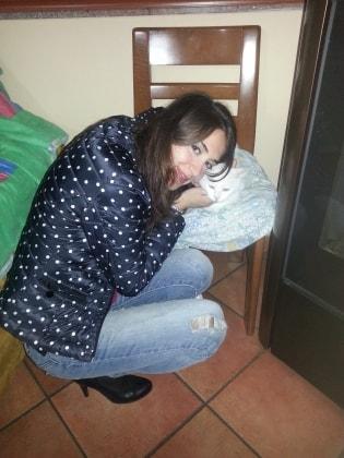 Stefania in Woking back image