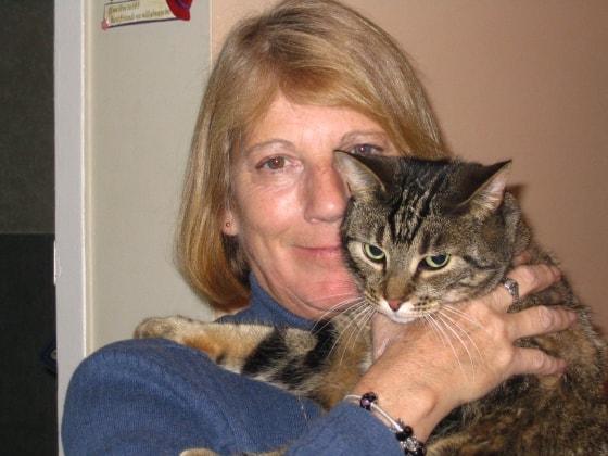 Debbie à Nepean back image