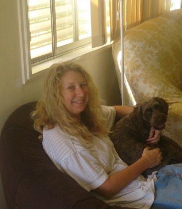 Diane in Logan back image