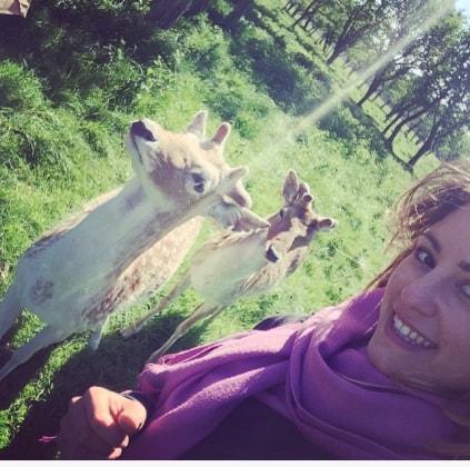Alessia in Dublin back image
