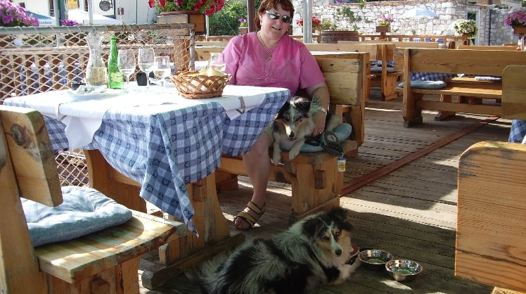 Gerda in Kontich back image