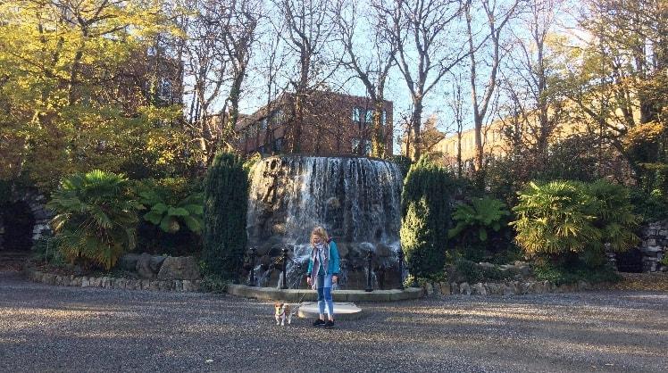 Lydie in Alice springs back image