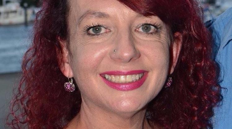 Belinda in Fig tree pocket back image