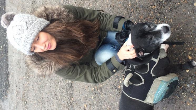 Becky in Epsom back image