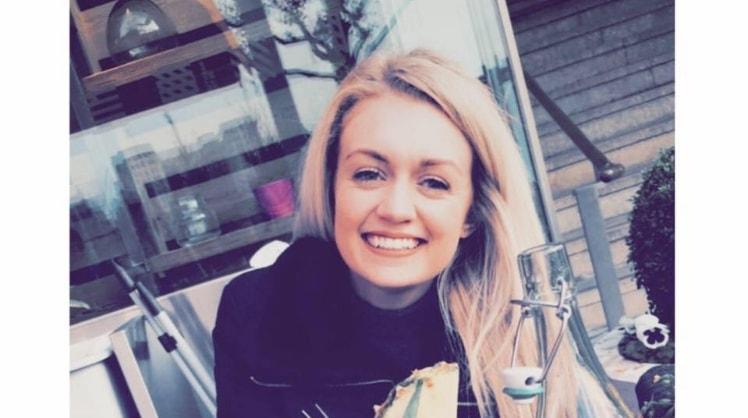Charlotte in Amsterdam back image