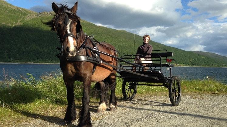 Inger Therese i Tromsø back image