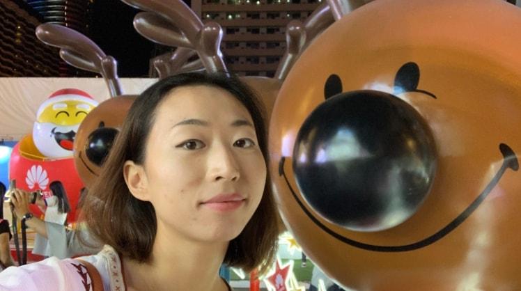Karen in Sai ying pun back image