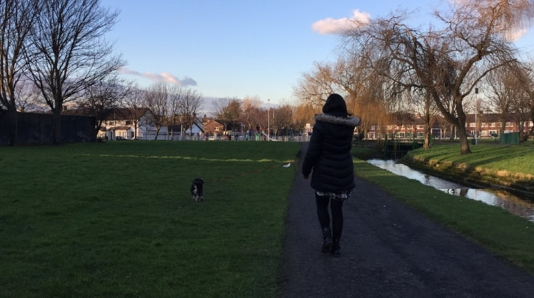 Siobhan in Rathfarnham back image