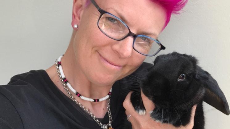 Danielle in Tarrawanna back image