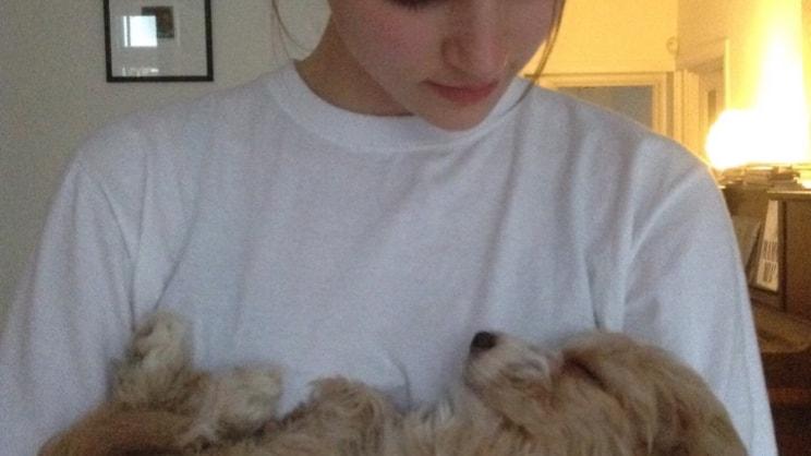 Holly in Teddington back image