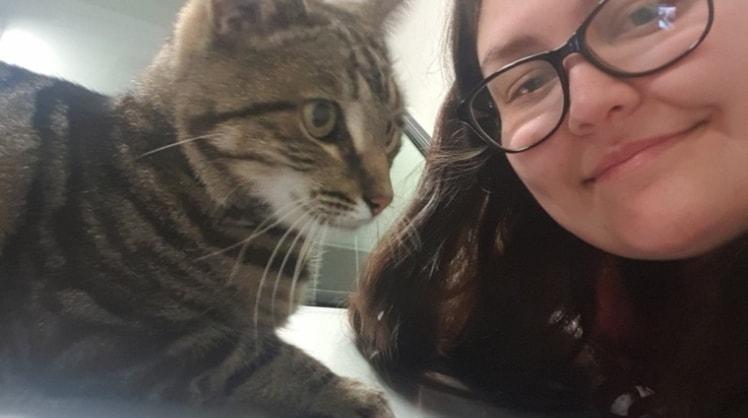 Aimee in Whittington back image