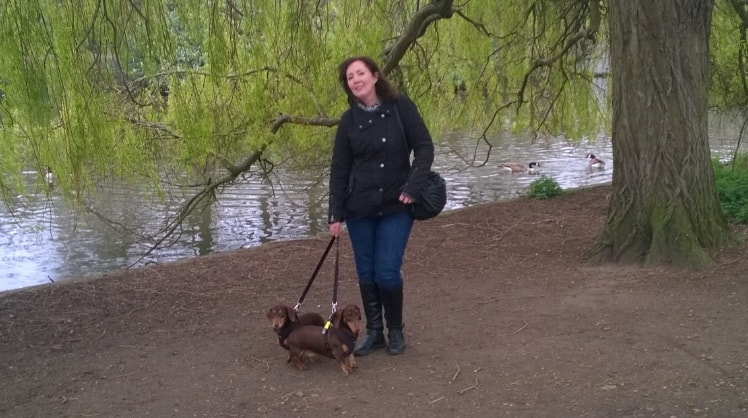 Cheryl in Birmingham back image
