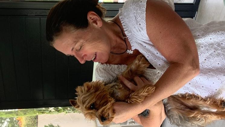 Nathalie in Francheville back image