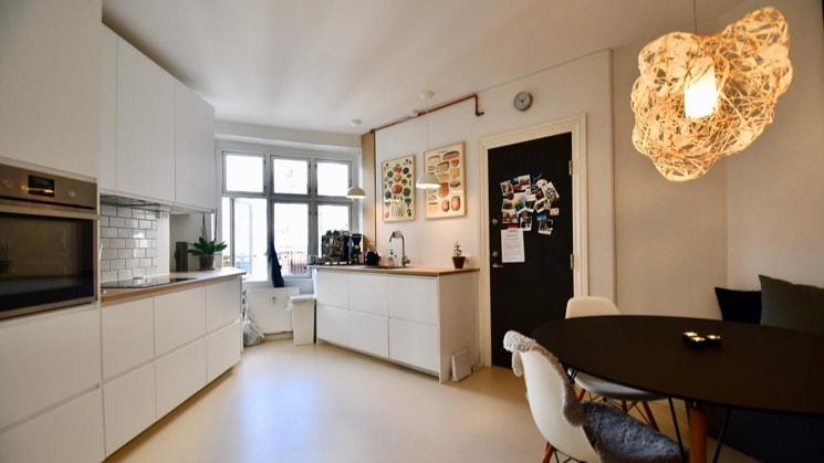 Signe & Max i København v back image