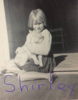 Shirley in East brisbane back image