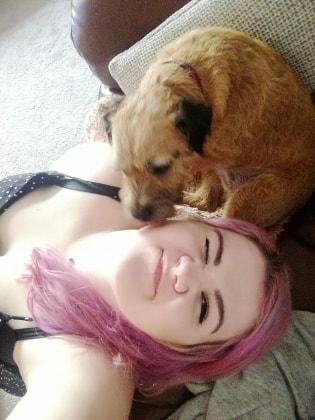 Nadya in Rochdale back image